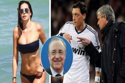 Florentino Perez revealed how Jose Mourinho made Mesut Ozil dump his girlfriend (News18)