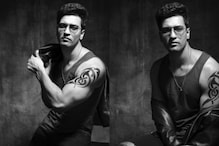 In Pics: Vicky Kaushal Flaunts His 'Shades of Cool' for Dabboo Ratnani's 2021 Calendar Shoot