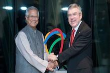 Nobel Laureate Muhammad Yunus to Receive Olympic Laurel at Tokyo Olympics Opening