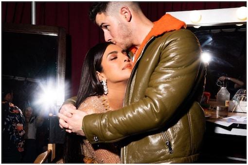 Nick Jonas has gifted wife Priyanka Chopra with an expensive bottle of wine on her birthday.