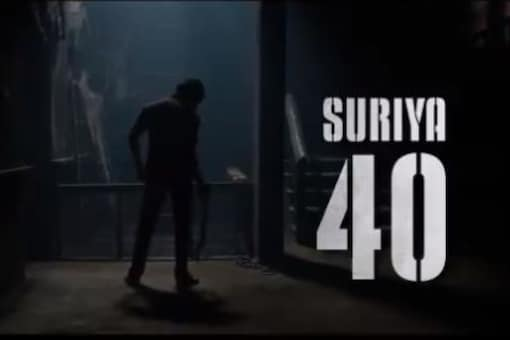 Details about Tamil actor Suriya's 40th film will be revealed on July 22.
