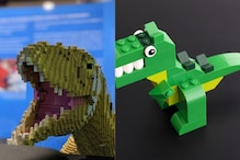 Jurassic Lovers Rejoice as UK City's Exhibit to Feature Lego Dinosaurs