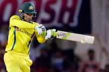 Australia vs West Indies 2021: Aaron Finch Injured, Alex Carey To Lead