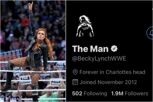 WWE Superstar Becky Lynch Responds to Charlotte Flair's RAW Promo Dig (Twitter)