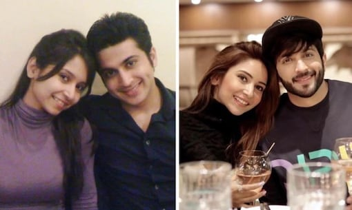 Dheeraj Dhoopar and Wife Vinny Arora Celebrate 12 Years of 'When They First Met'