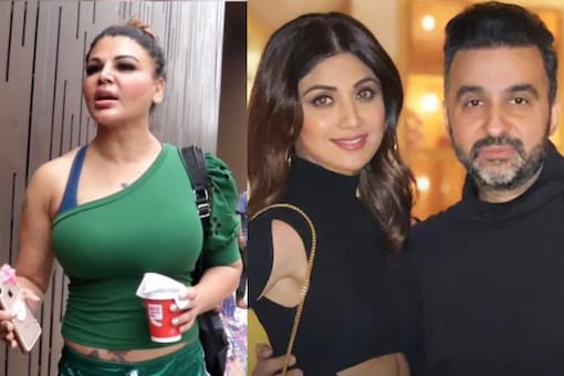 Rakhi Sawant comes out in support of Raj Kundra and Shilpa Shetty