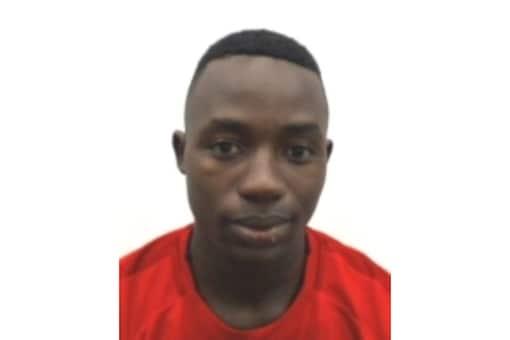 20-year-old Julius Ssekitoleko had fled from Uganda's training camp. (Photo Credit: IANS)