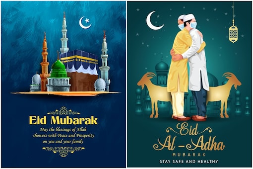 Bakrid would be celebrated with proper measures keeping social distancing in mind. (Images: Shutterstock)