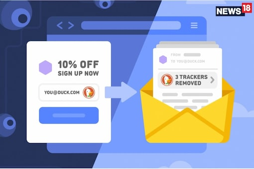 The DuckDuckGo Email Protection is basically an email forwarding service, and you can continue to use any and all of your existing email accounts—Gmail, Microsoft Outlook and others.