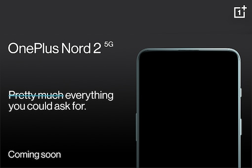 OnePlus Nord 2 5G arrives on 22 July with a new 50 MP camera, a tonne of AI enhancements, and a powerful new chipset: Here's what we know