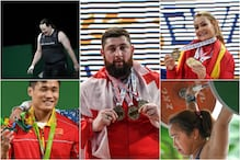 Five to Watch When the Tokyo Olympics Weightlifting Begins