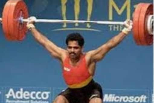 Arjuna awardee weightlifter Satheesha Rai (IANS)