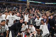 Giannis Antetokounmpo's 50 Ends Milwaukee Bucks' 50-year Wait for NBA Championship