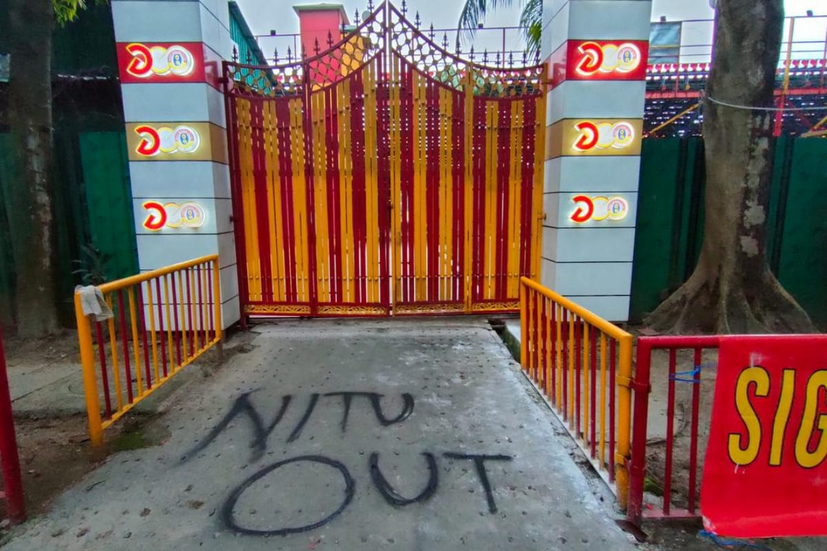 East Bengal-Investor Row: Supporters Clash Near Club Tent; Five Injured