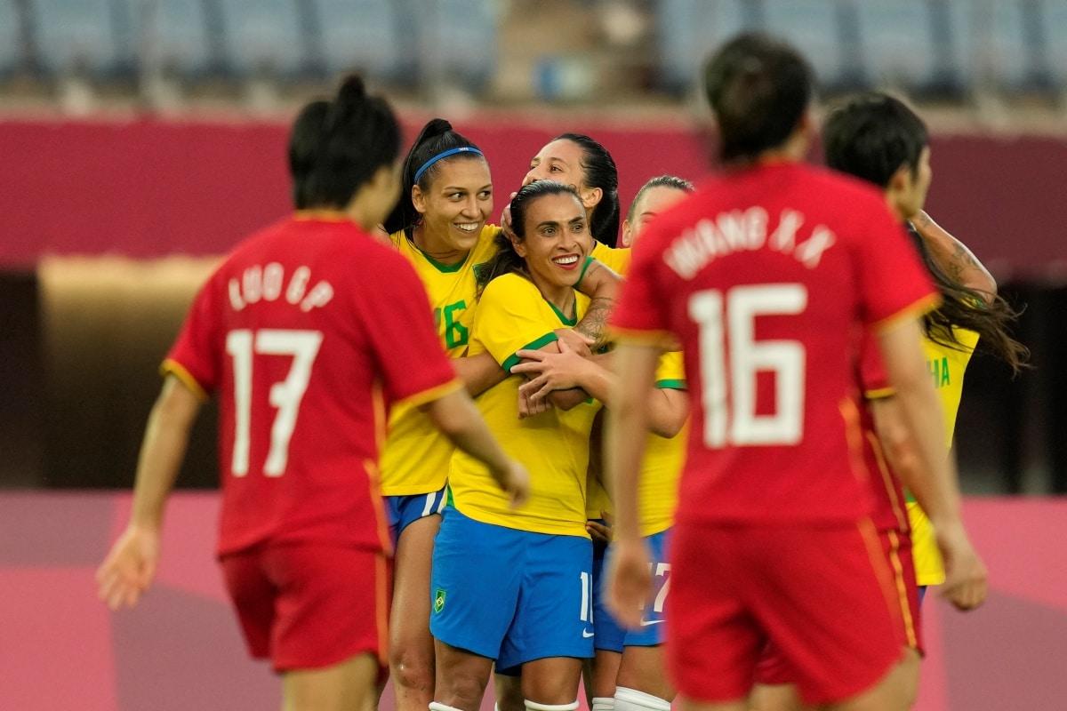 Tokyo 2020: Pele Hails 'Much More Than Footballer' Marta After Olympics Landmark
