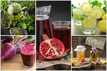 National Refreshment Day 2021: In Pics, Best Refreshment Drinks and Their Health Benefits