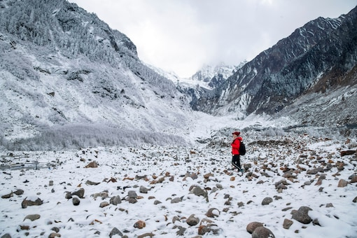 The team analysed ice cores taken in 2015 from the Guliya ice cap in western China. (Representative Image, Credits: Shutterstock)