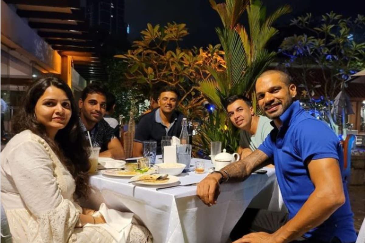 India vs Sri Lanka: New Skipper, Coach & Vice-captain Enjoy Dinner in 'Amazing Company'