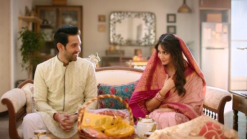 ZEE5's 14 Phere starring Vikrant Massey and Kriti Kharbanda is the most awaited 'Shaadi film of the year.'