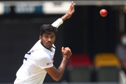 Washington Sundar is the latest injury casualty in the Indian camp (AFP Photo)
