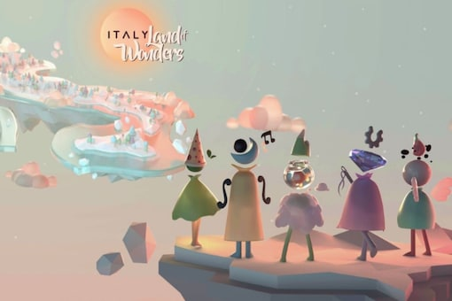 Italy Land of Wonders is now available on Google Play and Apple App Store.