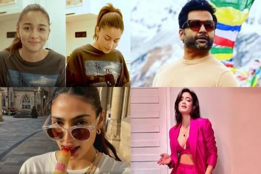 Sachiin Joshi Wins Case Against Raj Kundra, Shweta Tiwari Looks Hot in Pink Pant Suit