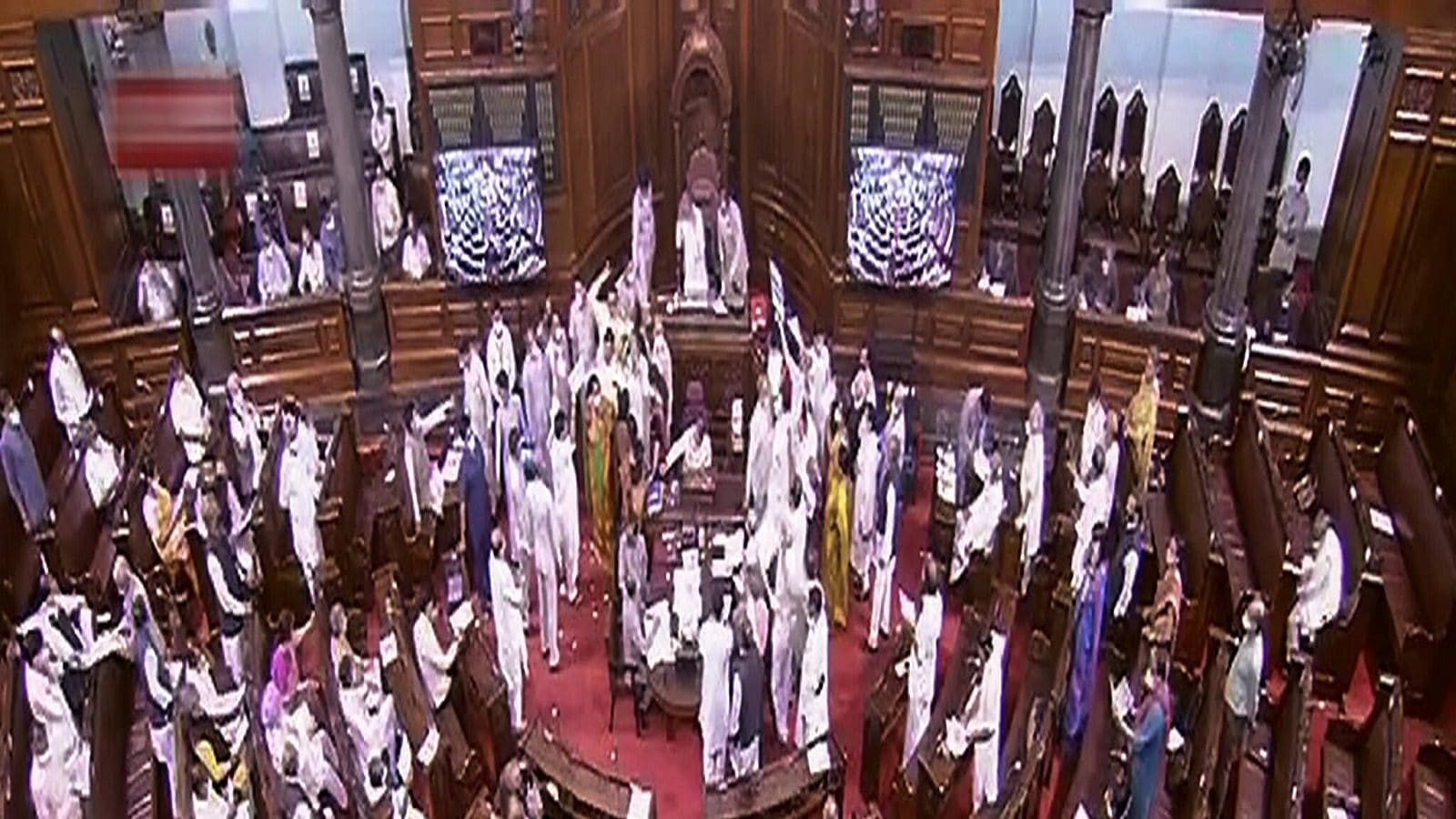 Opposition Damaged Dignity of Parliament, Says BJP After Ruckus in Lok Sabha