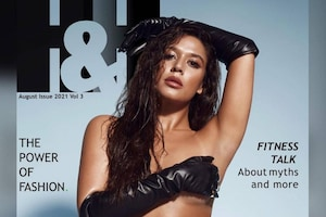 Krishna Shroff Sets Temperatures Soaring With Topless Magazine Shoot, See Her Sexy Pictures