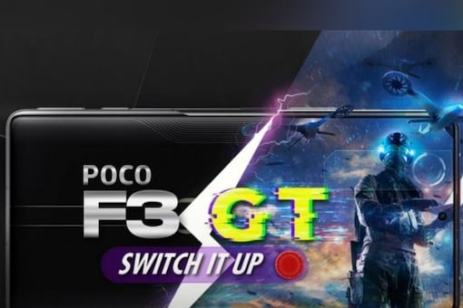Poco F3 GT to launch today at noon.