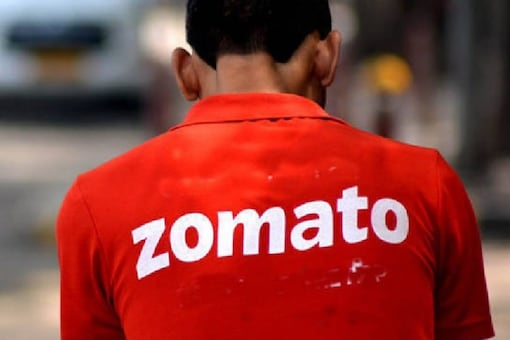Zomato debuted in the Indian market with a strong listing gain of more than 50%