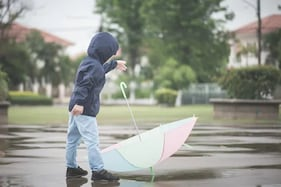 Keep Your Children Away From Monsoon Diseases With These Health Tips