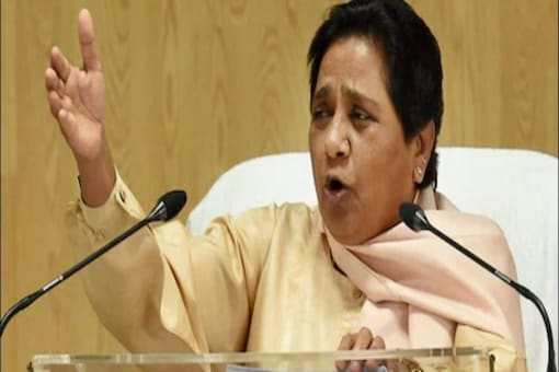 The BSP's grand event is being seen as the party's attempt to woo Brahmins ahead of the 2022 Uttar Pradesh assembly elections.