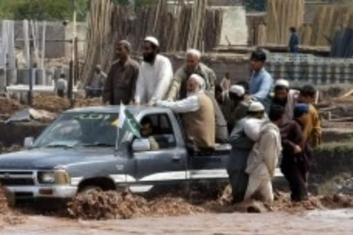 The authority said that most of the casualties happened due to roof collapse and flash floods incidents in Kohat and Lower Dir districts, adding that dozens of houses and buildings were also partially or fully damaged due to heavy downpour.