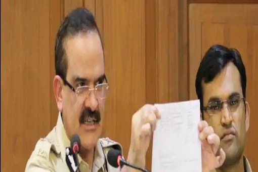 Param Bir Singh was shunted out as Mumbai police commissioner on March 17 this year.