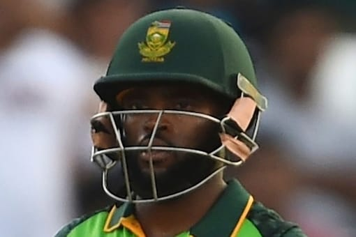 Temba Bavuma was reprimanded for breaching Level 1 of the ICC Code of Conduct.