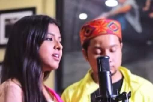 Arunita Kanjilal and Pawandeep Rajan