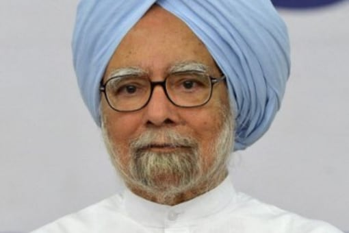 In April this year, the former PM had tested Covid-19 positive and had been admitted to AIIMS. (File photo/AFP)