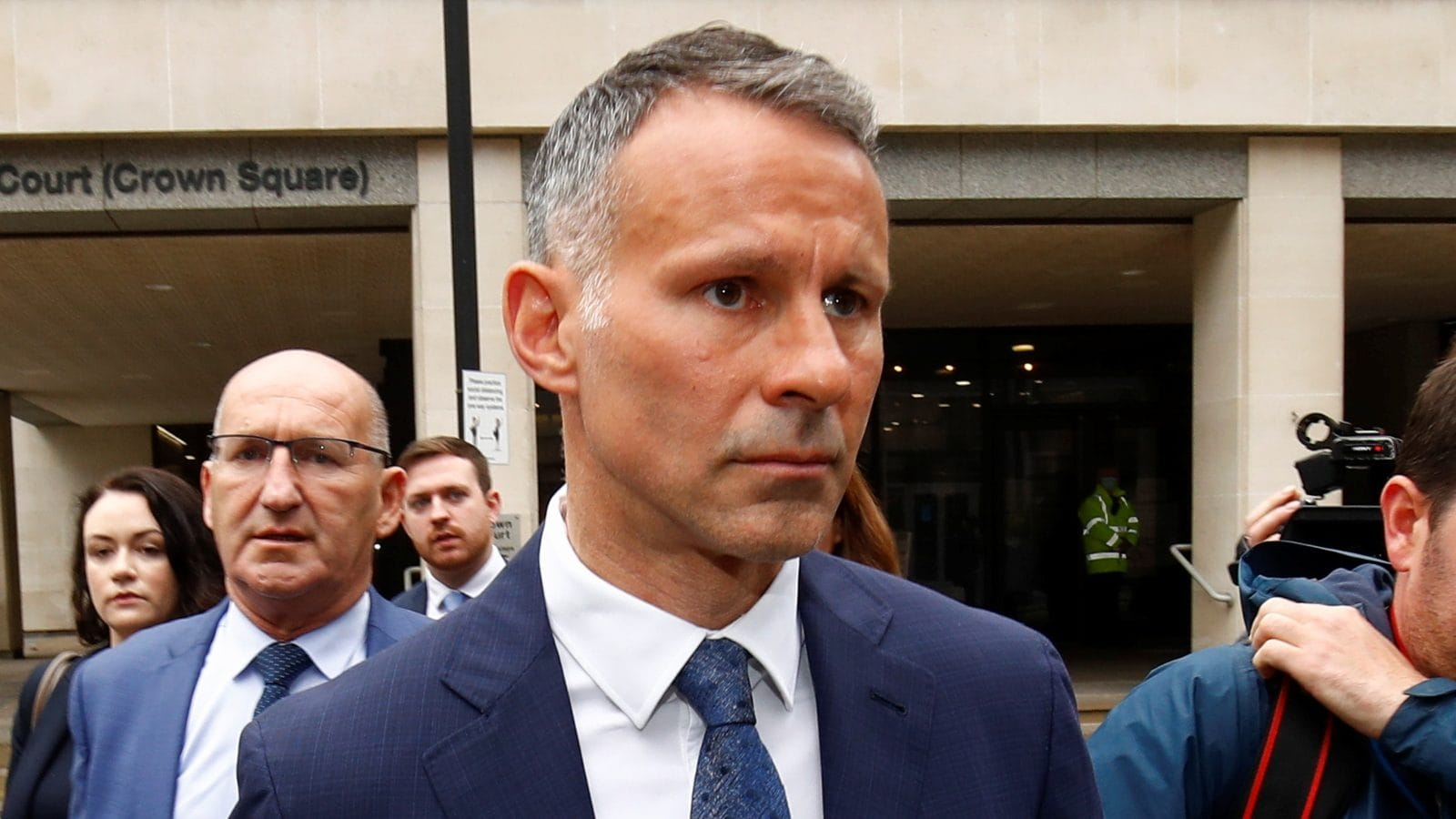 Ex-Manchester United Star Ryan Giggs Pleads Not Guilty to Assault in Court Hearing