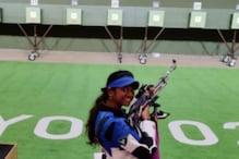 Tokyo Olympics: Elavenil Valarivan and Apurvi Chandela Fail to Qualify for 10m Air Rifle Final