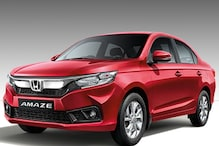 2021 Honda Amaze Facelift Bookings Open Unofficially Ahead of August 17 Launch