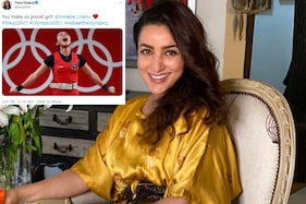 Tisca Chopra Tweets for Mirabai Chanu But Uses Indonesian Weightlifter's Photo, Gets Trolled