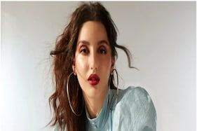 Nora Fatehi Captured by Shutterbugs in Mumbai, Trolled For Her Posture