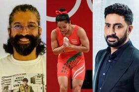 Bollywood Celebrities Congratulate Mirabai Chanu on Silver Win at Tokyo Olympics