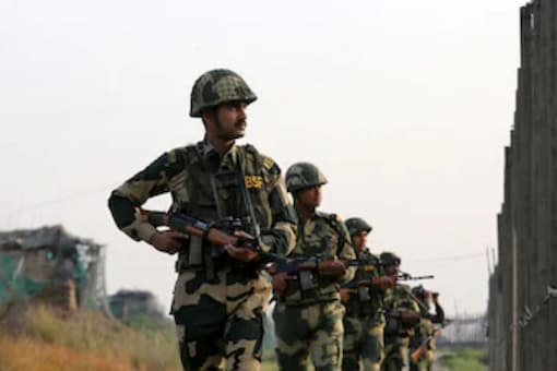 """Punjab CM Charanjit Singh Channi has condemned the 35-km increase in BSF jurisdiction, calling the decision of the MHA """"irrational"""". (Image: Reuters/File)"""