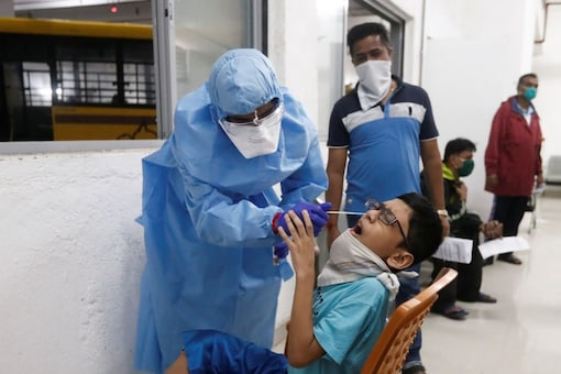 The trials of Biological E's Covid-19 vaccine for children will be conducted across 10 sites in the country. (Image: Reuters)