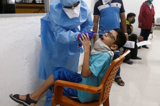 The two-dose Covaxin will be administered to children with the gap of 28 days between first and second dose.  (Image: Reuters/File)