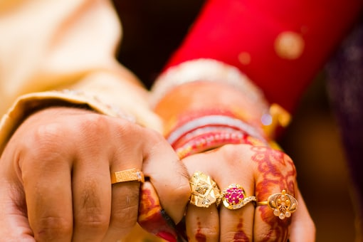 The woman alleged that the accused had prepared false documents to marry her forcibly as a Muslim woman.