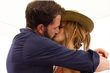 Jennifer Lopez Shares Steamy Kiss Pic with Ben Affleck on Her Birthday, Couple Turns up Heat on Social Media