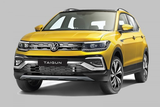 The SUV leading the  charge for Volkswagen's Indian SUV offensive is the one that has been made for India, the Volkswagen Taigun.  (Photo: Volkswagen)
