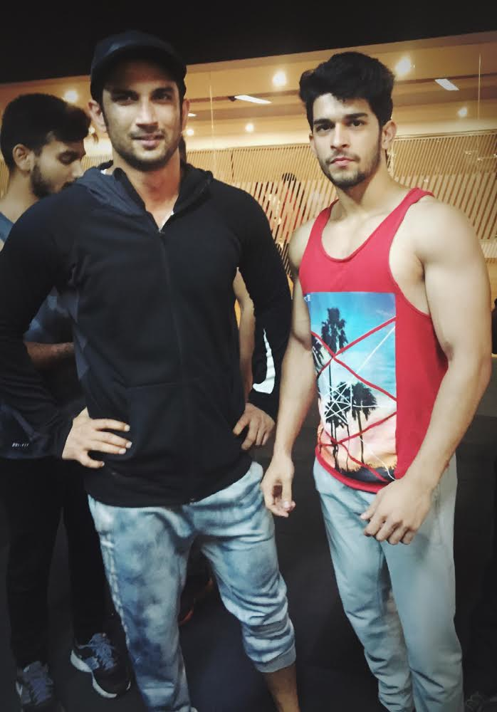 Met Sushant Singh Rajput at the Gym During My Struggling Days, It's a Beautiful Memory, the vie